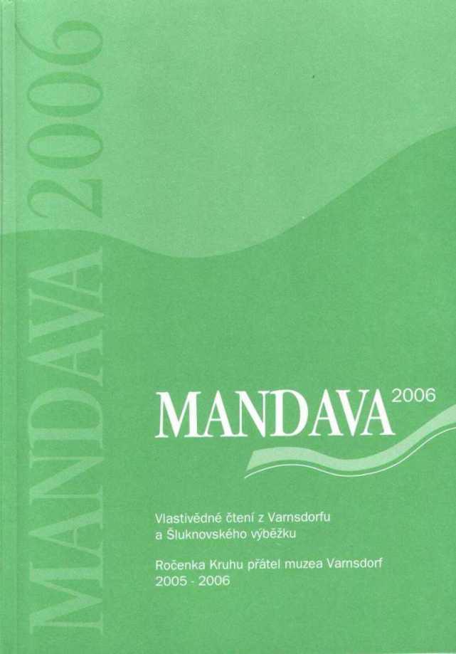 Mandava06-obálka